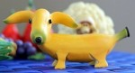 Банановая собака